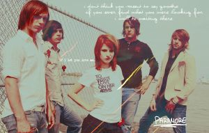 Paramore Wallpaper 3 by sexylove555
