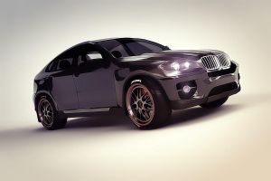 bmw x6 by hesamsaken