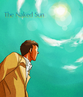 Looking up the naked sun. by hasze