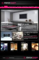 Interior Design Layout by hvdesignz