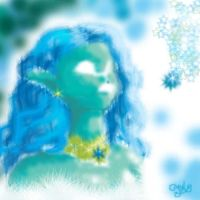 _Blue_Dream_Lady_ by MagicalShine
