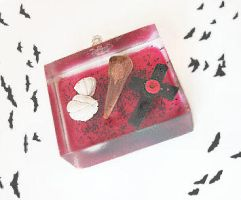 Mini-Vampire Hunter Kit Cubie by SugarRoxx