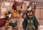Patreon: Limera and Lia by kaiyuan