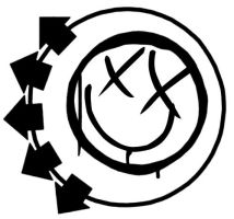 Blink 182 Logo by The-Make-Up