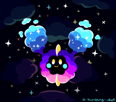 Space Fluff by A-Bumbling-Idiot