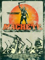 MACHETE by Q4Roel