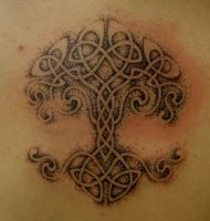 Celt Family Tree by phoenixtattoos