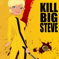 KILL BIG STEVE by daanton