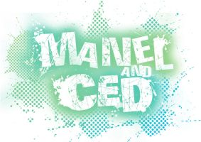 manel and ced  design work by vanismyname