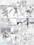 OPD pg46: Nami Hits Stuff by GarthTheUndying