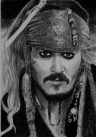 Jack Sparrow by Miss-Catherine