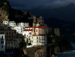 Amalfi by Milkyway84