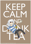 British Ryou Poster by TheMangaWitch