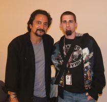 Tom Savini by mistergarbage