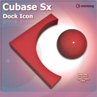 Cubase Sx Dock Icon by AlperEsin