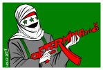 Iraq Resistance best weapon by Latuff2
