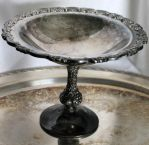 Silver Plated Candy Dish 01 by Thy-Darkest-Hour