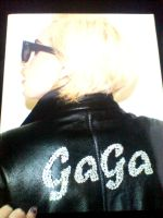 Terry Richardson x Lady Gaga Official image book by Gothchick1995
