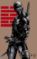 Snake Eyes by beamer