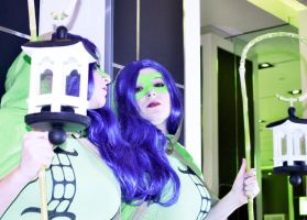 Tangent Green Lantern by TresWildCosplay