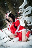 Akali Blood Moon (Remake) by CandyAbuse
