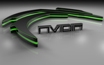 nvidia wallpaper 2 by tyetree