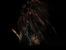Fireworks-1372 2010 by PeaceFrogArt