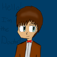 Hello, I'm the Doctor! by RMAfan101