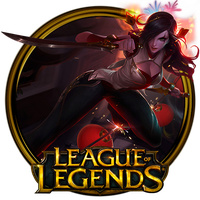 Warring Kingdoms Katarina Dock Icon by OutlawNinja