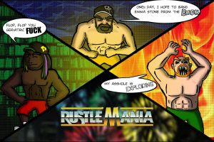 Rustlemania Quotes by ulgyashell