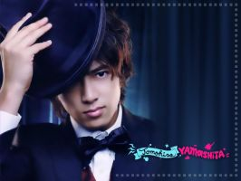 yamapi in blue by sillyjo3