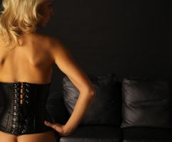 Black Corset 02 by wphotography