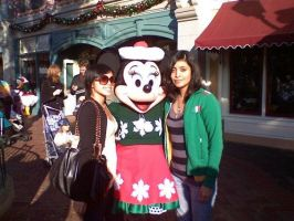 DisneyLand 07 Adio and Me by LadyluckMalice