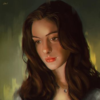 Hathaway-study by MatteoAscente