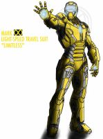 Mark Infinity: Light-Speed Travel Suit-Limitless by Mystic2760