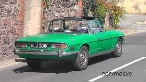 1971 Triumph Stag by The-Transport-Guild