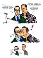 Person of Interest -  Finch x Reese by puking-mama