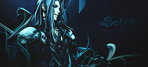 Sephiroth Cold Deity by GreenMotion