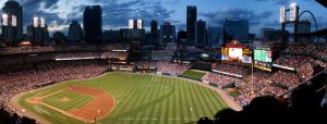 Busch Stadium by blueink-ac