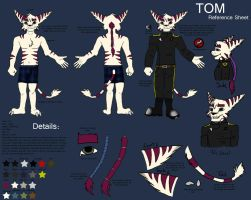 Ensign Tom Reference Sheet by The-Caretaker