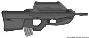 Magpul Doberman by ZGMF-X42S