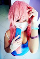 Yuno Gasai - Mirai Nikki (The future diary) 3 by chiaramncsp