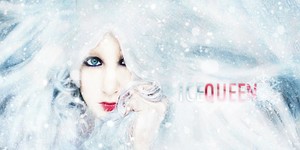Ice Queen Signature by fauxonym7