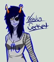 Vriska by MrsSoulEvans