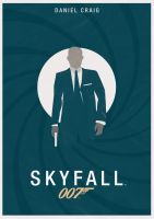 SKYFALL Teal by JSWoodhams