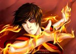 ZUKO from Avatar the Last Airbender by AlbieReo