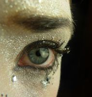 Horus Glitter Eye Stock XIII by Melyssah6-Stock