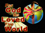 God so Loved the World by he4rty