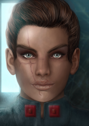 AT: Volt, SWTOR Imperial Agent by Cadkinn