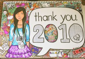 Thank You, 2010 by behindeverything